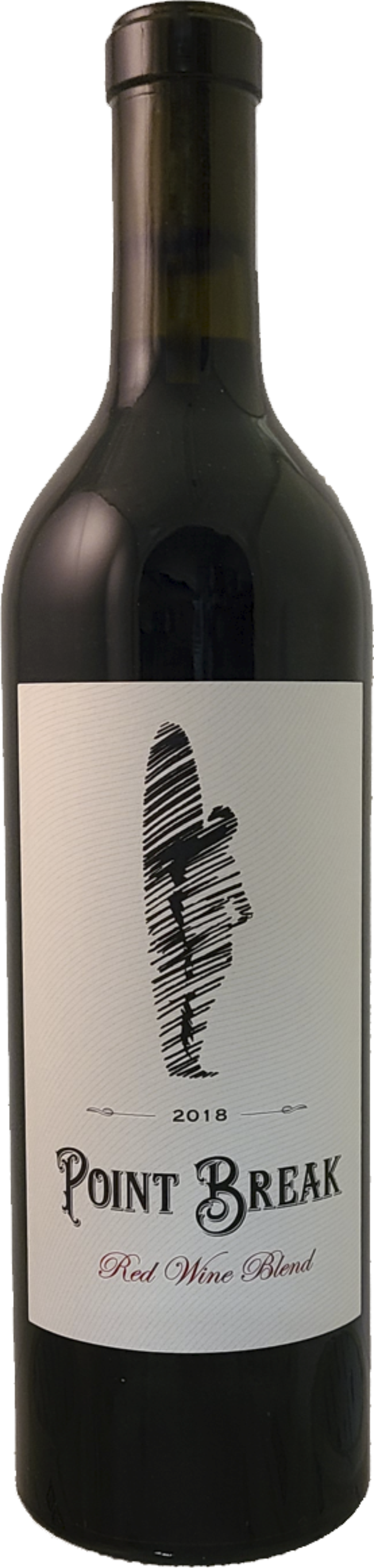 2018 Point Break Red Blend Photo