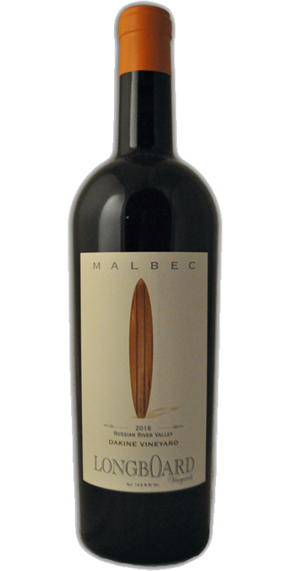 2016 Malbec - DAKINE Vineyard Photo