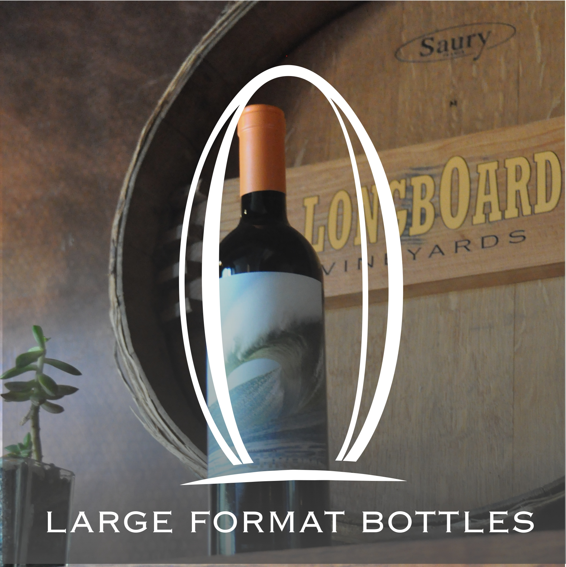 Large Format Bottles Photo